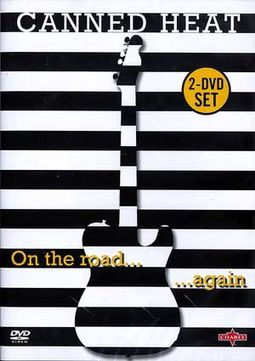Canned Heat - On the Road... Again (DVD, CD)