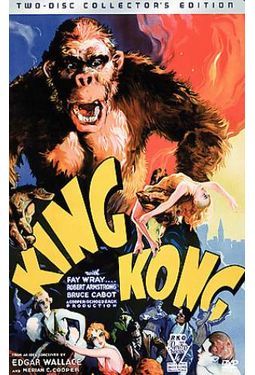 The King Kong Collection (4-DVD)