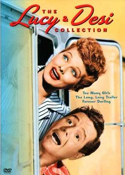 The Lucy & Desi Collection (The Long, Long