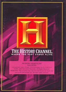 History Channel: Modern Marvels - Saloons