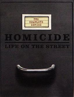 Homicide: Life on the Street - Complete Series