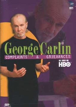 George Carlin - Complaints & Grievances