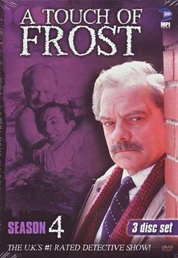 Touch of Frost - Season 4 (3-DVD)