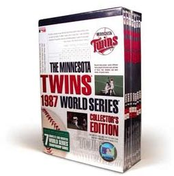 Minnesota Twins: 1987 World Series Collector's