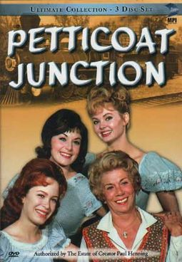Petticoat Junction - Ultimate Collection (3-DVD)
