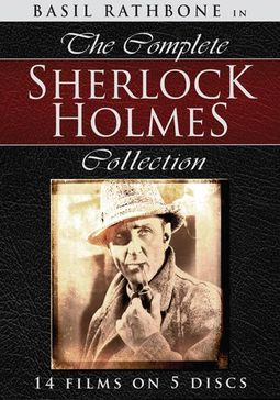 The Complete Sherlock Holmes Collection (5-DVD)