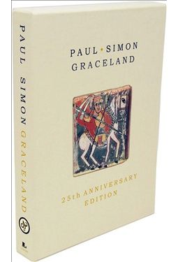 Paul Simon Graceland 25th Anniversary Deluxe Edition