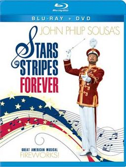 Stars and Stripes Forever (Blu-ray + DVD)