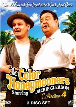 Honeymooners - Color Honeymooners: Collection 4