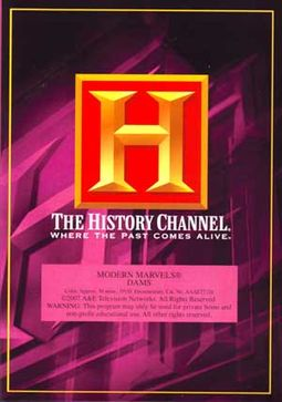 History Channel: Modern Marvels - Dams