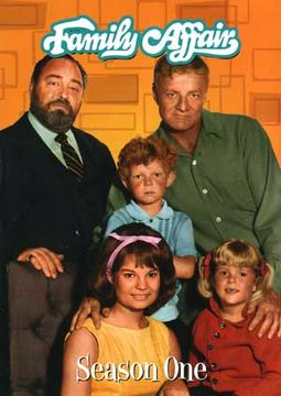 Family Affair - Season 1 (5-DVD)