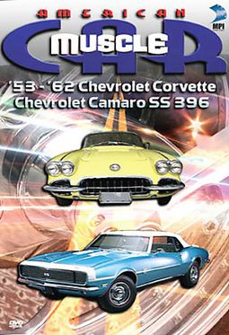 American Muscle Car - 53-62 Chevrolet Corvette