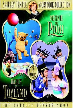 Shirley Temple Storybook Collection - Winnie the