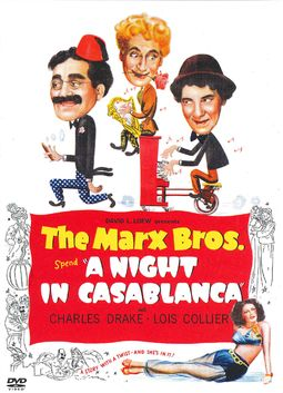 The Marx Brothers: A Night In Casablanca (Full