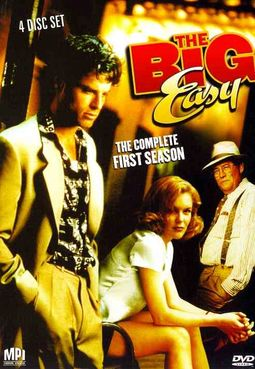 The Big Easy - Season 1 (4-DVD)