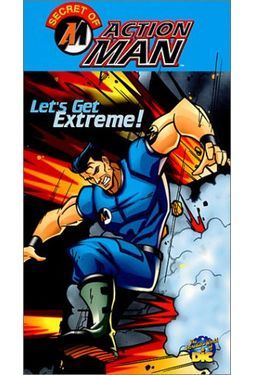 Action Man - Let's Get Extreme