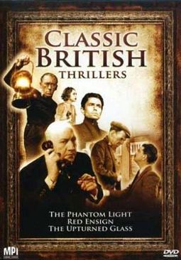 Classic British Thrillers - Phantom Light / Red