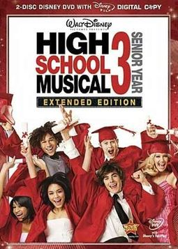 High School Musical 3: Senior Year (2-DVD,