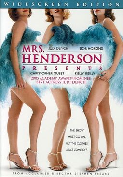Mrs. Henderson Presents (Widescreen)