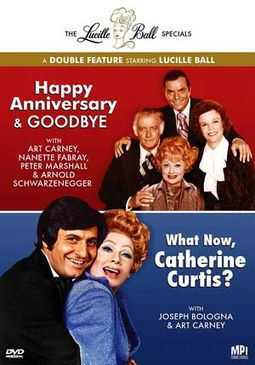 The Lucille Ball Specials: Happy Anniversary &