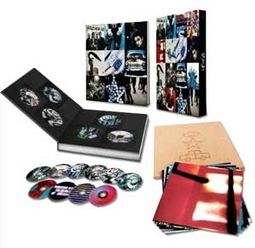 Achtung Baby (Super Deluxe Edition) (6-CD + 4-DVD