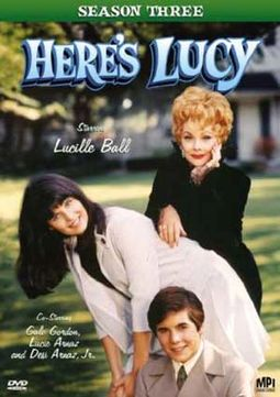 Here's Lucy - Season 3 (4-DVD)
