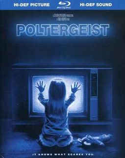 Poltergeist (Blu-ray, 25th Anniversary Deluxe