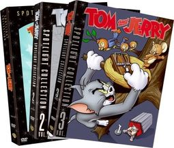 Tom and Jerry - Spotlight Collection - Volumes