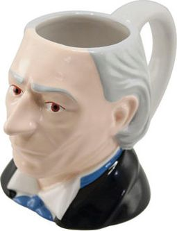 Doctor Who - The 1st Doctor - 3D 11 oz. Ceramic