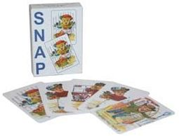 Retro Toy - Snap Vintage Card Game