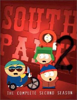South Park - Complete Season 2 (3-DVD)