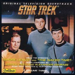 Star Trek, Volume 3: From the Episodes Shore