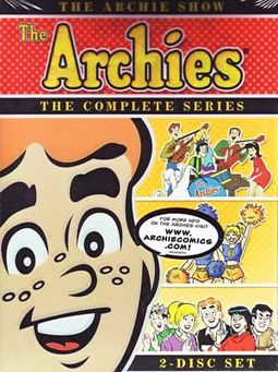 The Archies: The Archie Show - Complete Series