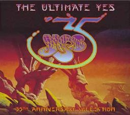 Ultimate Yes: 35th Anniversary Collection (3-CD,