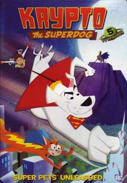 Krypto the Superdog - Volume 2