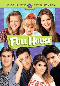 Full House - Complete 5th Season (4-DVD)