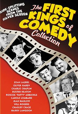 The First Kings of Comedy Collection