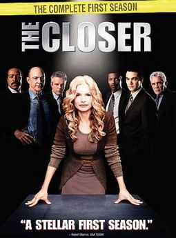 The Closer - Complete 1st Season (4-DVD)