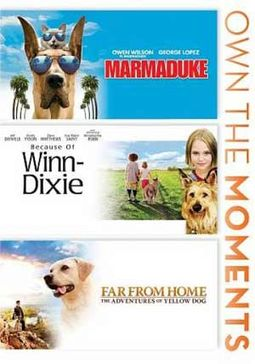 Marmaduke / Because of Winn Dixie / Far From