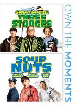 Snow White and the Three Stooges / Soup to Nuts