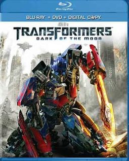 Transformers: Dark of the Moon (Blu-ray)