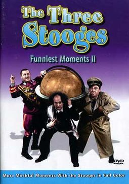 The Three Stooges - Funniest Moments, Volume 2