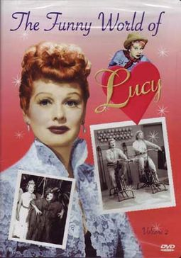Lucille Ball - The Funny World of Lucy, Volume 2