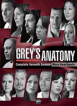 Grey's Anatomy - Season 7 (6-DVD)