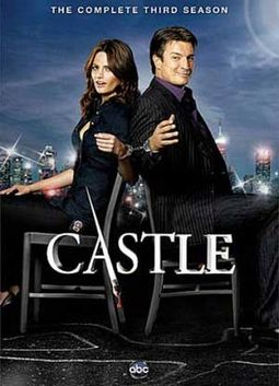 Castle - Complete 3rd Season (5-DVD)