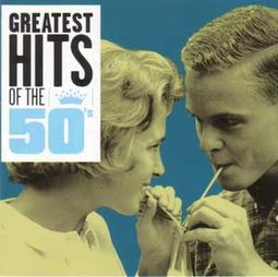Greatest Hits of The 50s (2-CD Set)