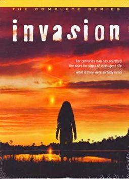 Invasion - Complete Series (6-DVD)