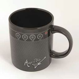 Guitar - Amp'd Up - 18 oz. Ceramic Mug