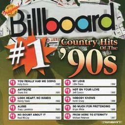 Billboard: #1 Country Hits of The '90s