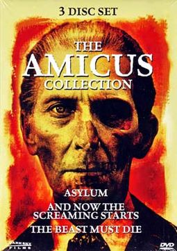 Amicus Collection (Asylum / And Now the Screaming